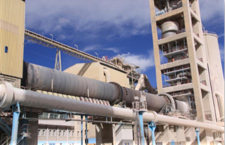 Refonte d'une ligne de Ciment à SOTACIB