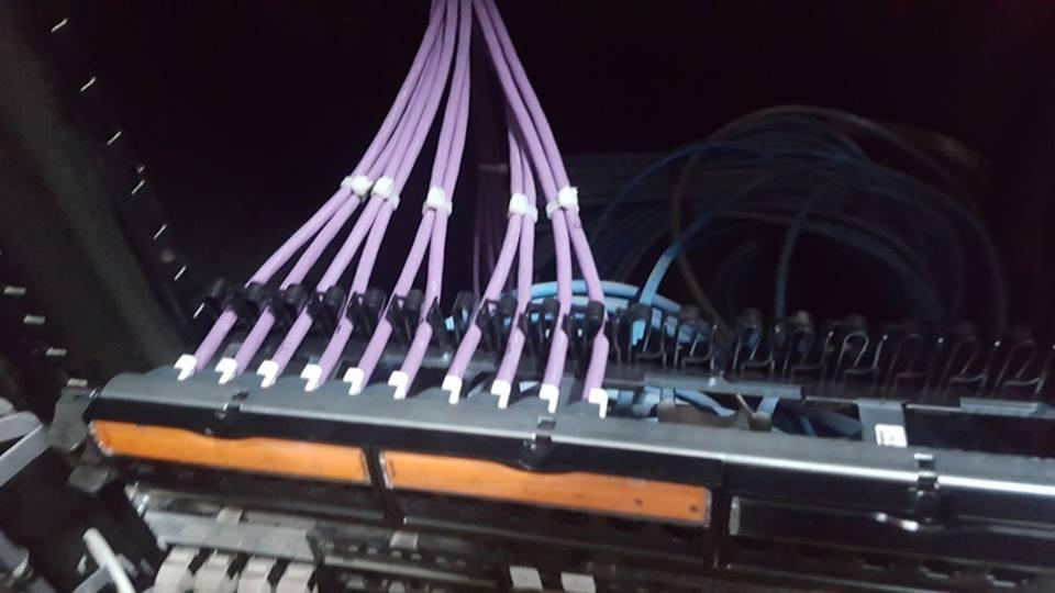 Installation réseau électrique de plusieurs chaînes KSK avec migration pupitre OP77 par KTP600