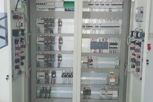 Renovation et automatisation Four à chaux GINOR